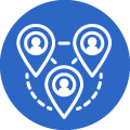 Remote location icon