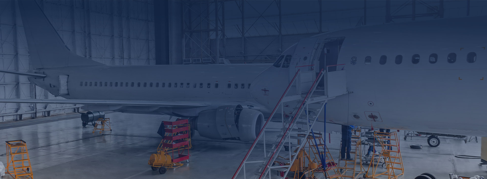 Aerospace & Defense Industry header